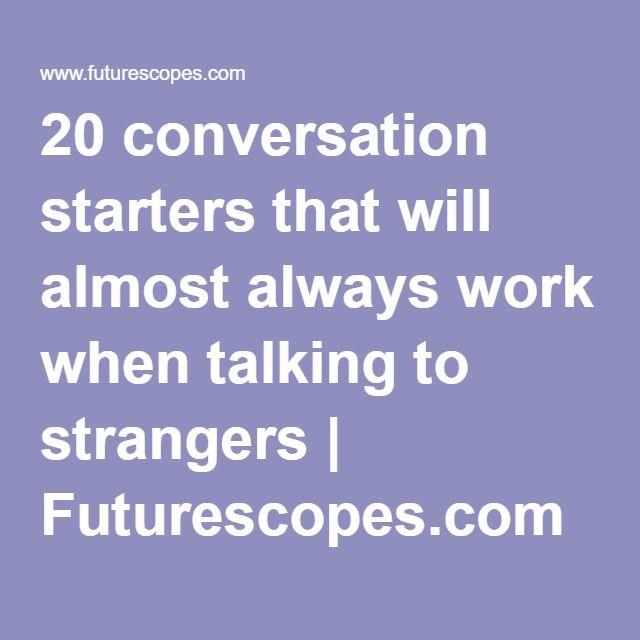 Flirty conversation starter