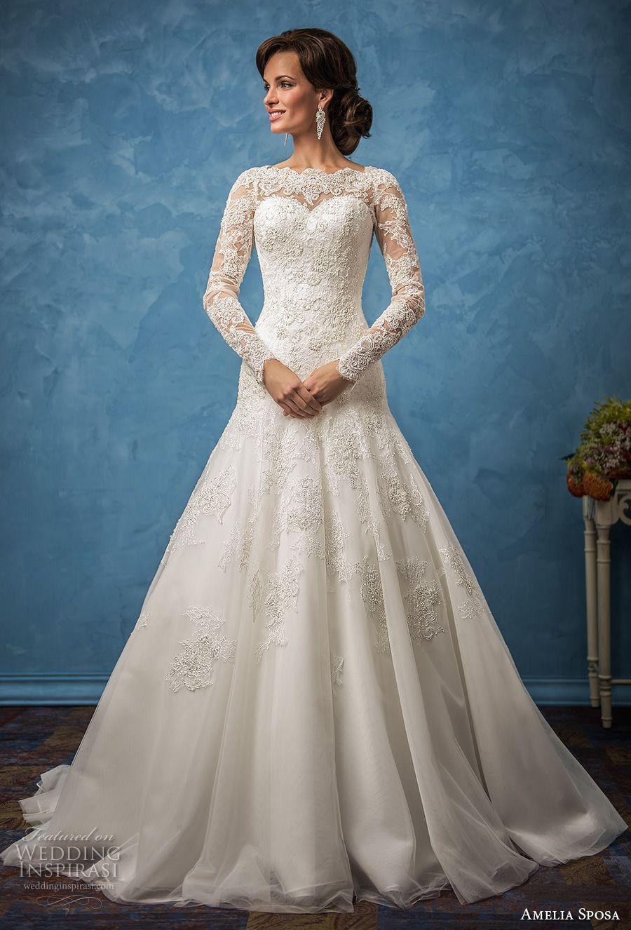 Amelia sposa wedding dresses u ucroyal blueud bridal collection