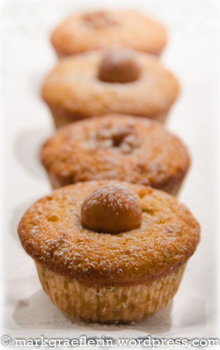 Marzipan Walnuss Muffins 2