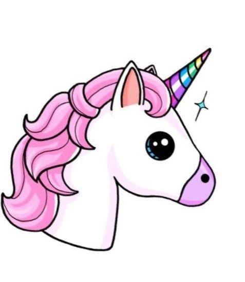 Imágenes De Unicornios Para Descargar Listas Para Imprimir Y