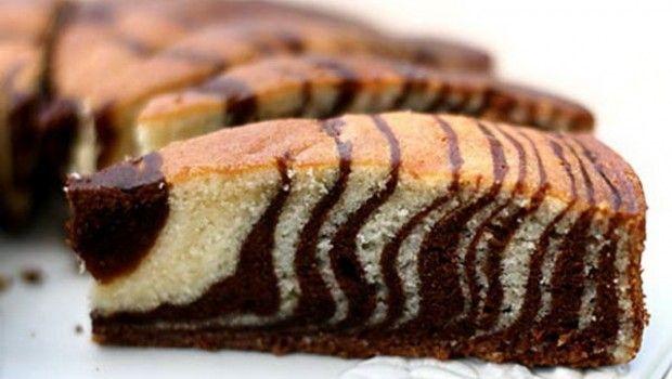 Торт Зебра в мультиварке – просто и легко   Рецепт   Торт ...