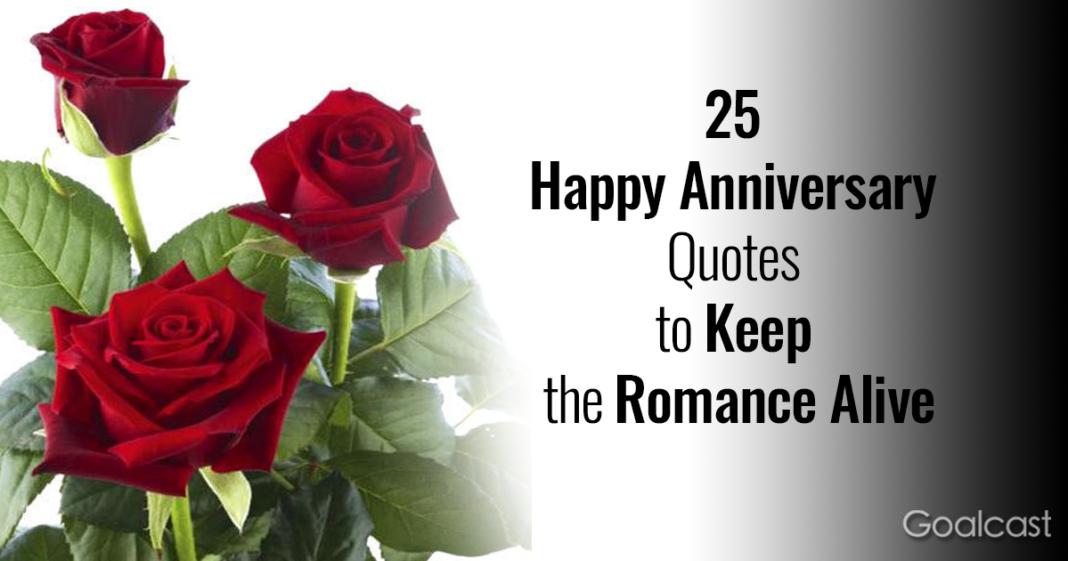 25th Wedding Anniversary Wishes _ Happy 25th Anniversary