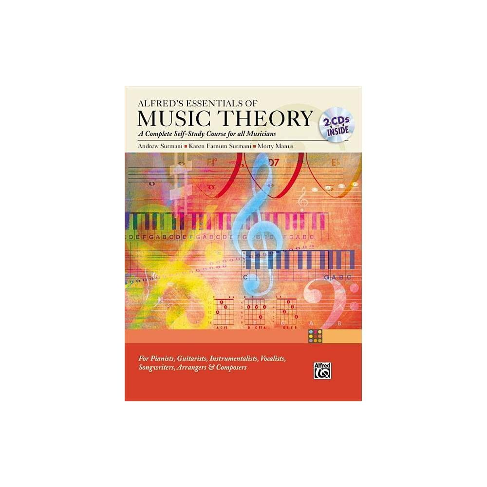 Alfreds essentials of music theory by andrew surmani