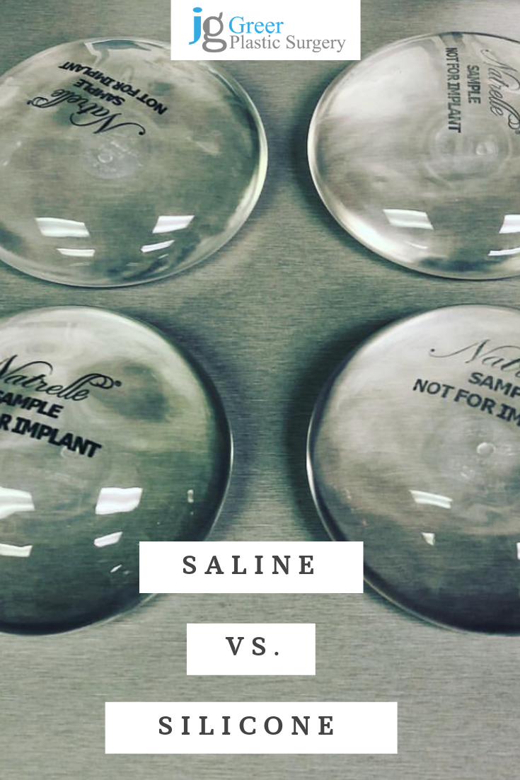 Silicone vs Saline  the most common breast augmentation question that I get from patients is do I want saline or silicone implants In this new blog youll discover the dif...