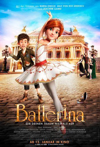 Watch Ballerina (2016) Online Free
