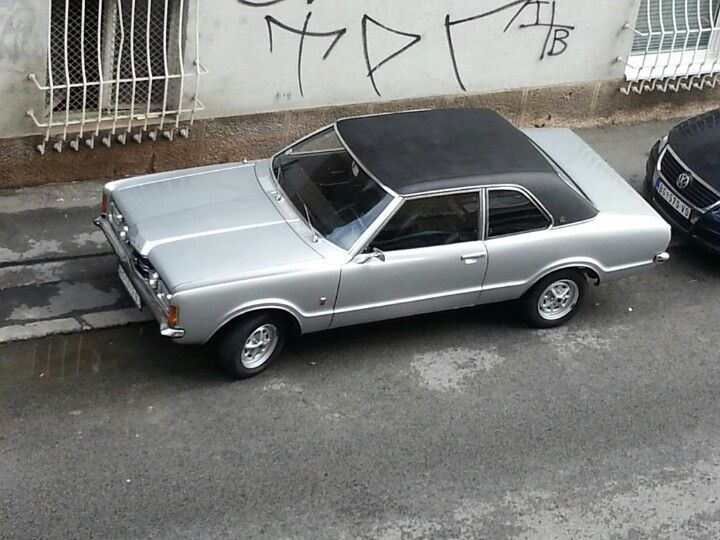 Ford Taunus Gxl 1971 Ford Taunus Gt Ford Autos Ford
