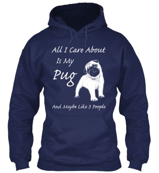 1 Day Left To Get This Pug Shirt!  I bought mine!