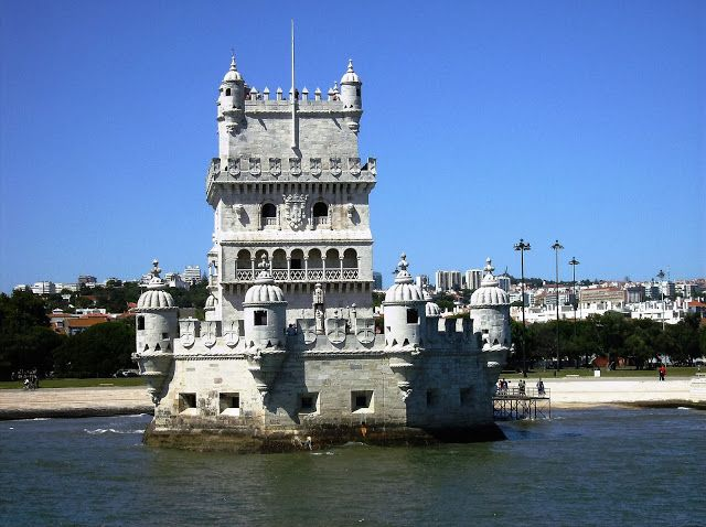 Tower of Belém (Belém - Portugal)
