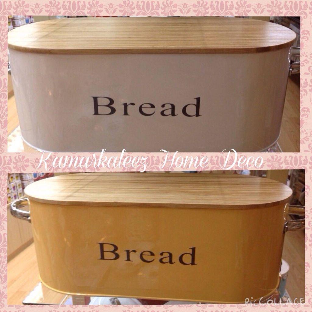 Bread Storage Tin
