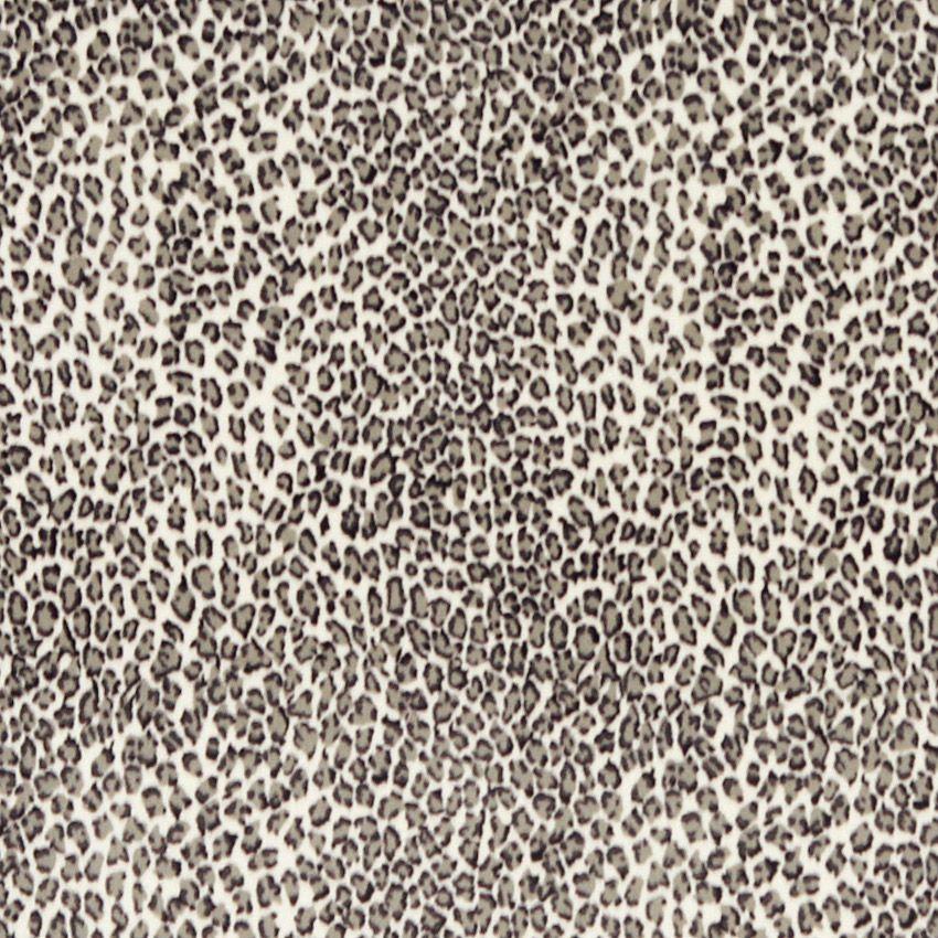Snow Leopard Print Fabric Upholstery