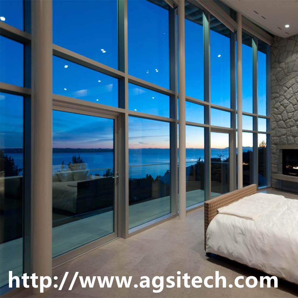 New Dynamic Window Technology Allows The Glass To Be Lightly Controlled Windows Glass Wall Glass