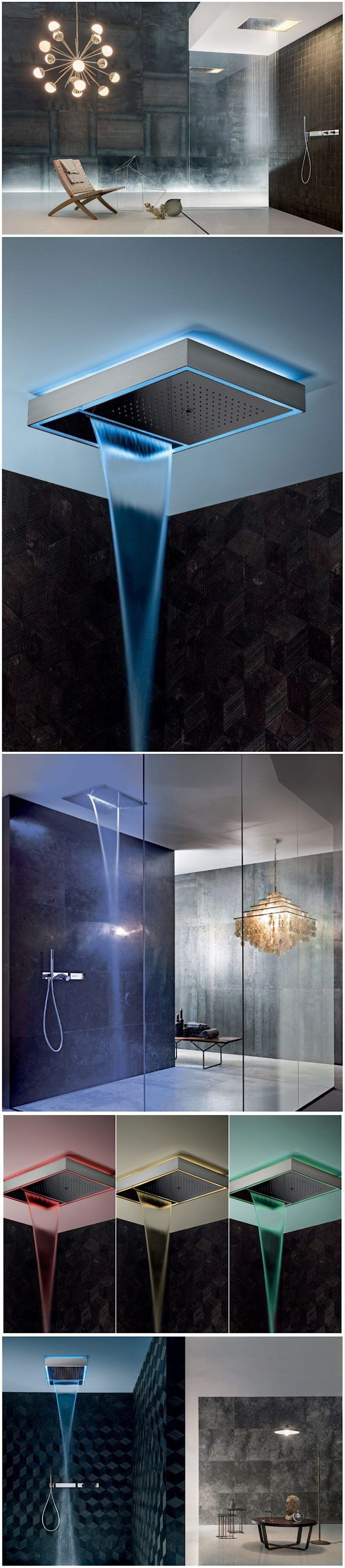 The Aquadolce Multifunctional Shower | Multifunctional, Awesome ...