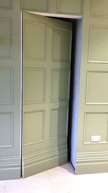 Hidden Doors Hidden Doors Front Door Designs UK ICE