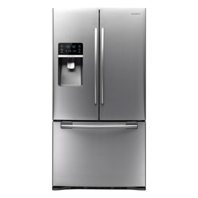 Samsung French Door Fridge 28 4 Cu Ft With Slide N Go Shelves And