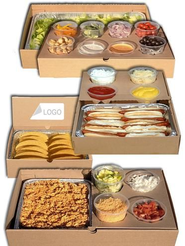 Catering Boxes for all Occasions  The Catering Box The