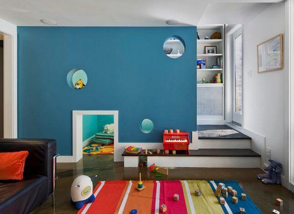 24 Idees Decoration De Salles De Jeux Pour Enfants Deco Kids