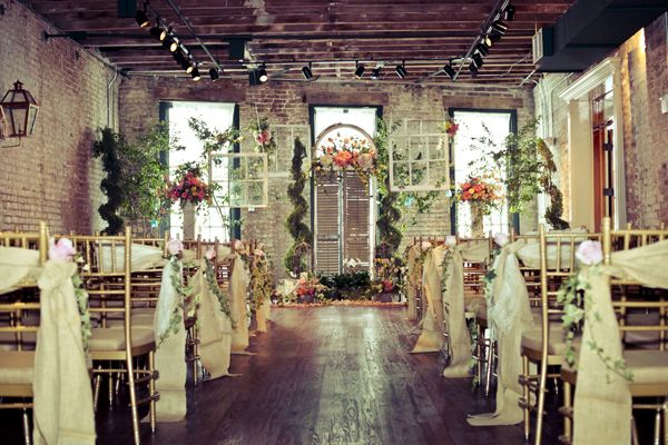 I believe this is the chicory venue in new orleans exposed brick wedding ceremonies bees wedding designs new orleans wedding junglespirit Choice Image