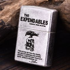 expendables zippo lighter - Google Search