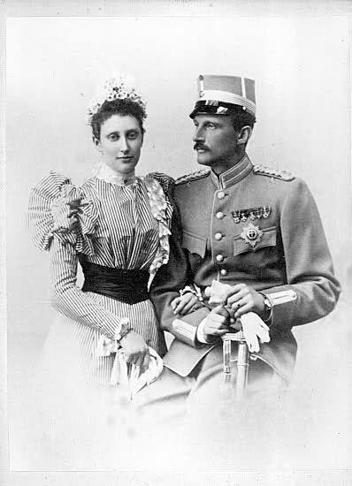 Prince Carl & Princess Ingeborg of Sweden