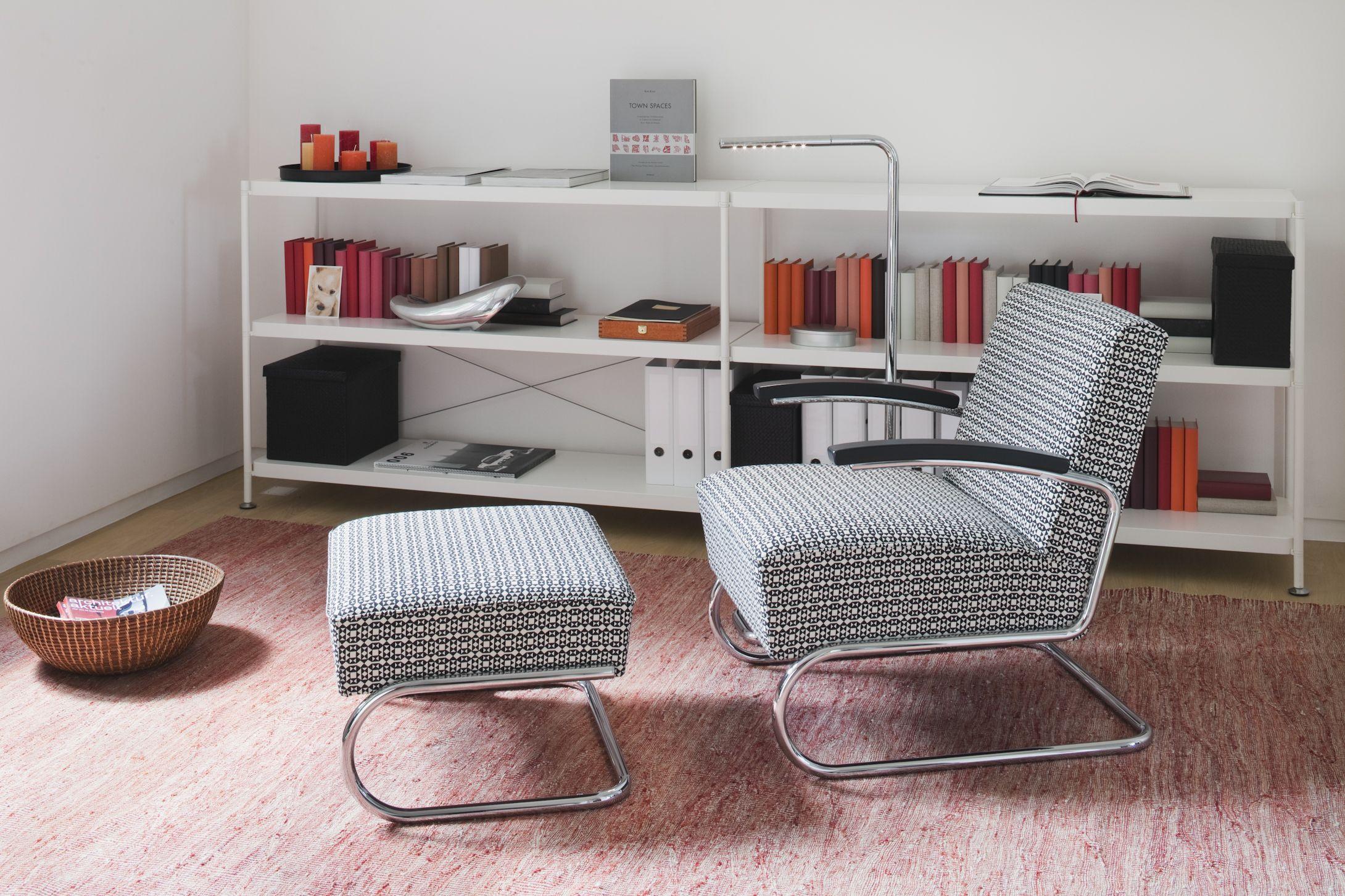 Thonet   S 411   Bauhaus möbel, Sessel, Hochwertige möbel