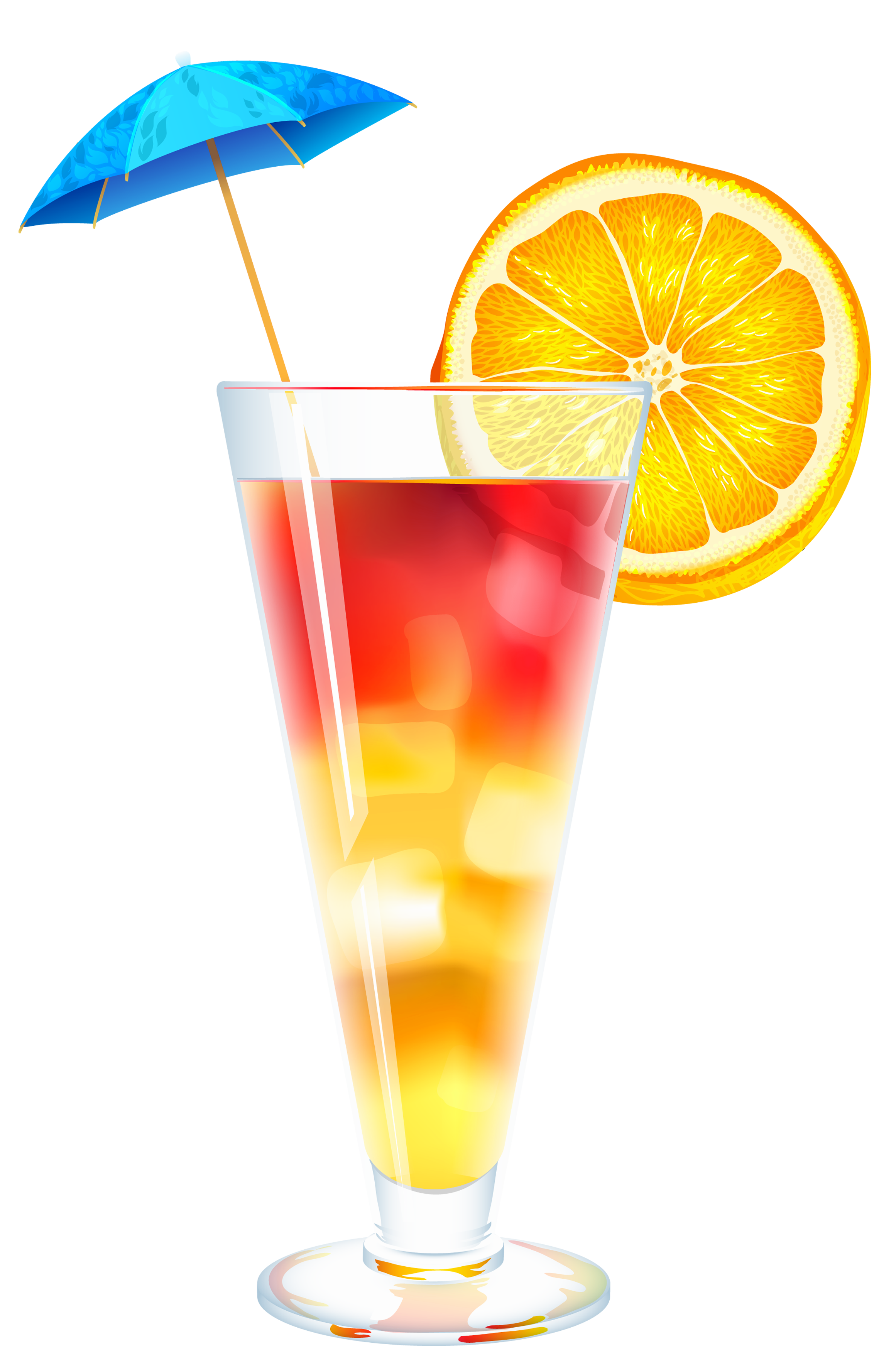 Summer Cocktail PNG Clipart Image | Clip Art Drinks, Ice ...