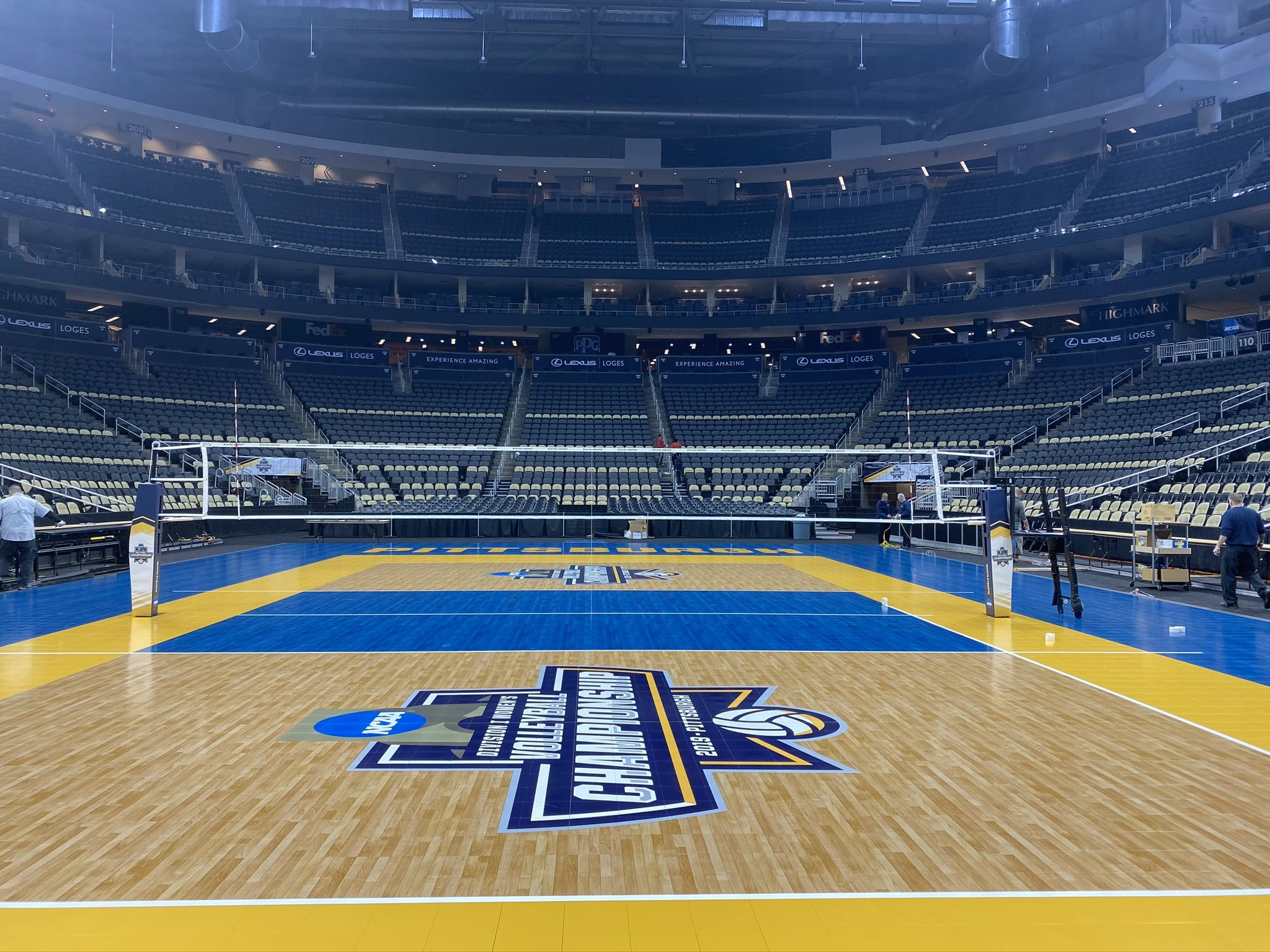 2019 Ncaa Volleyball Championship Volleyball Ppg Ncaa