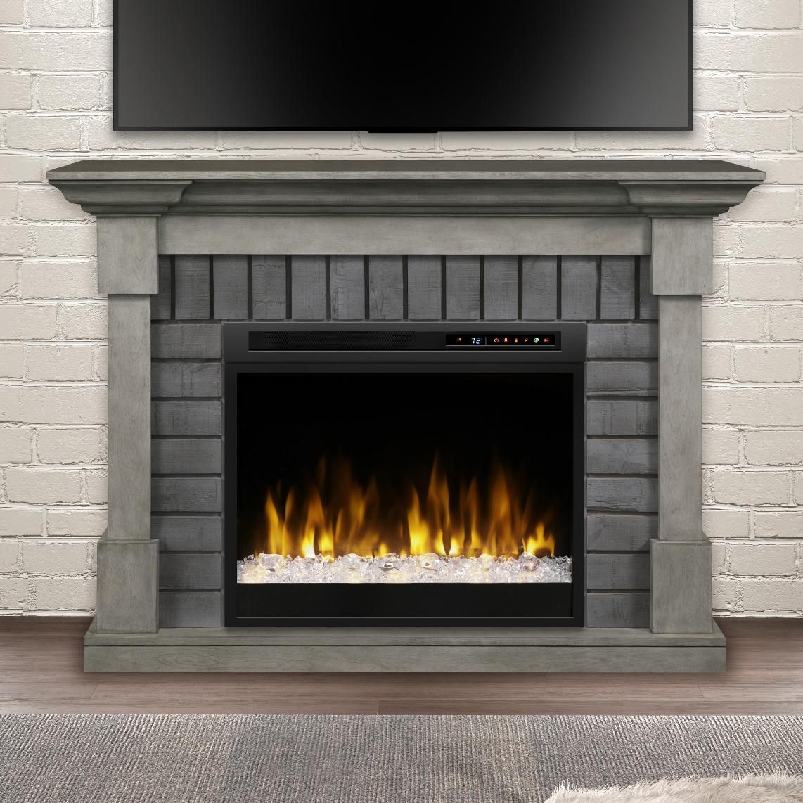 Dimplex Gds28g8 1924sk Royce 52 Inch Electric Fireplace