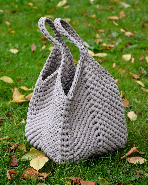 crochet bag Beach bag bucket bag shoulder bag market bag