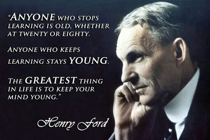 Henry Ford Be Inspired Quotes Henry Ford Quotes Personal Development Quotes