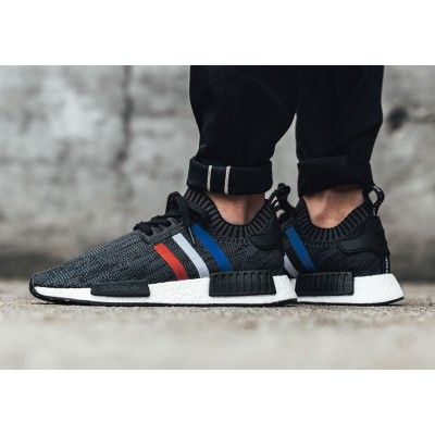 a999571d7 Adidas NMD R1 Tri Color Core Blackcore Redfootwear White Bb2887 Sell at a  Discount
