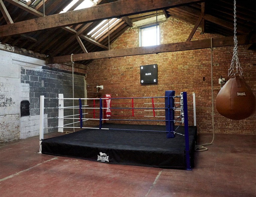 Boxing Gym | Boxing gym and Gym