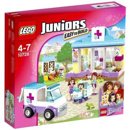 Lego Juniors Mias Vet Clinic 10728 Multicolor Products Lego