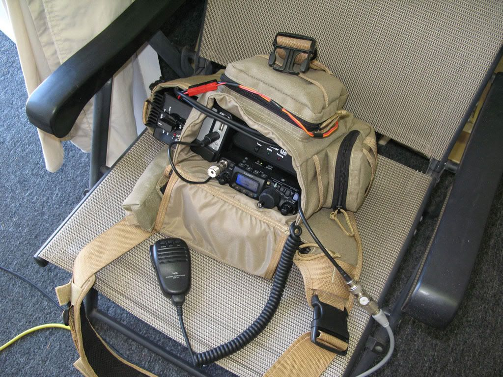 major competition stations ham radio This Forum has great ideas for Go Bags and Go Box's.