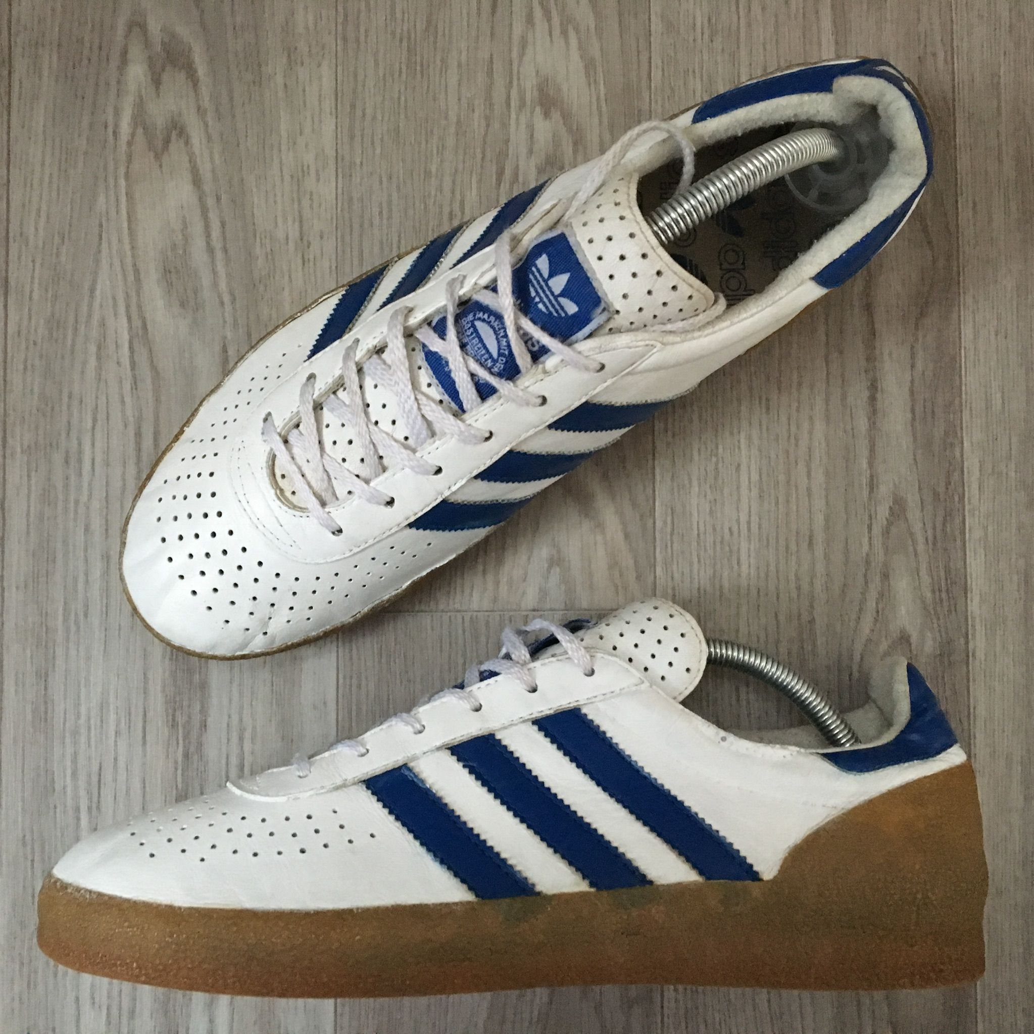 Adidas Montreal. Article: 382042. Year: 2002. Made in China
