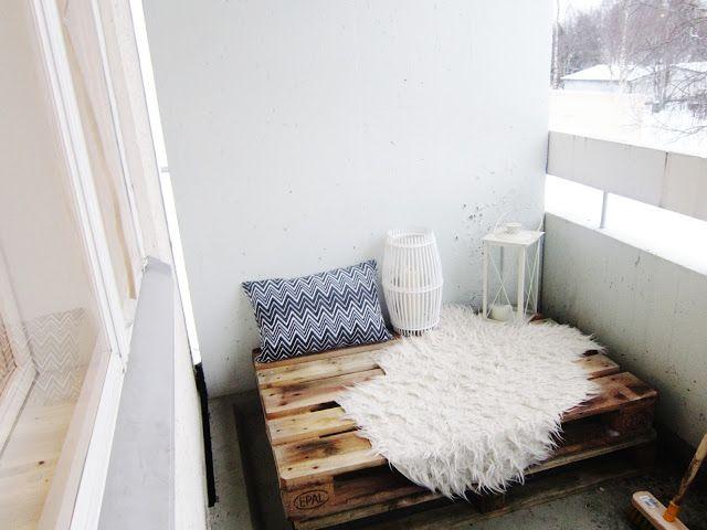 Kotiovella / DIY: Trukkilava