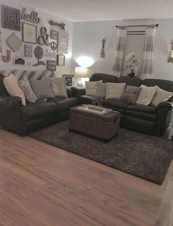 80 rustic farmhouse living room decor ideas farmhouse living room rh pinterest com