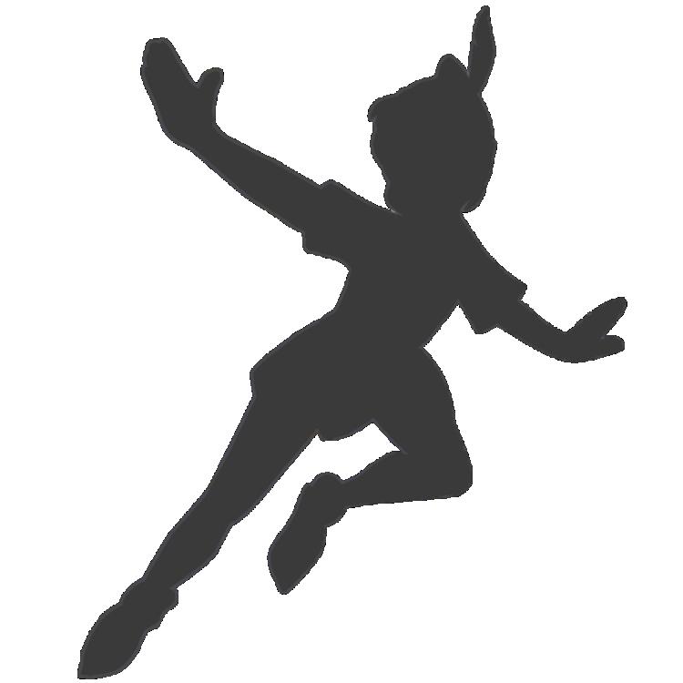 Peter Pan Peter Pan 10 Png No Melhor Do Brasil Tem No Imagens E Moldes Voce Encontra Imagens Do Peter Pan Silhouette Peter Pan Painting Peter Pan Stickers