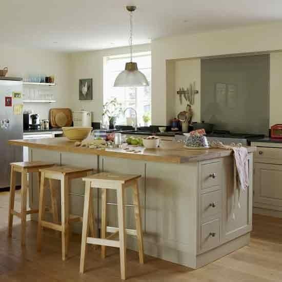 Lovely Family Kitchen