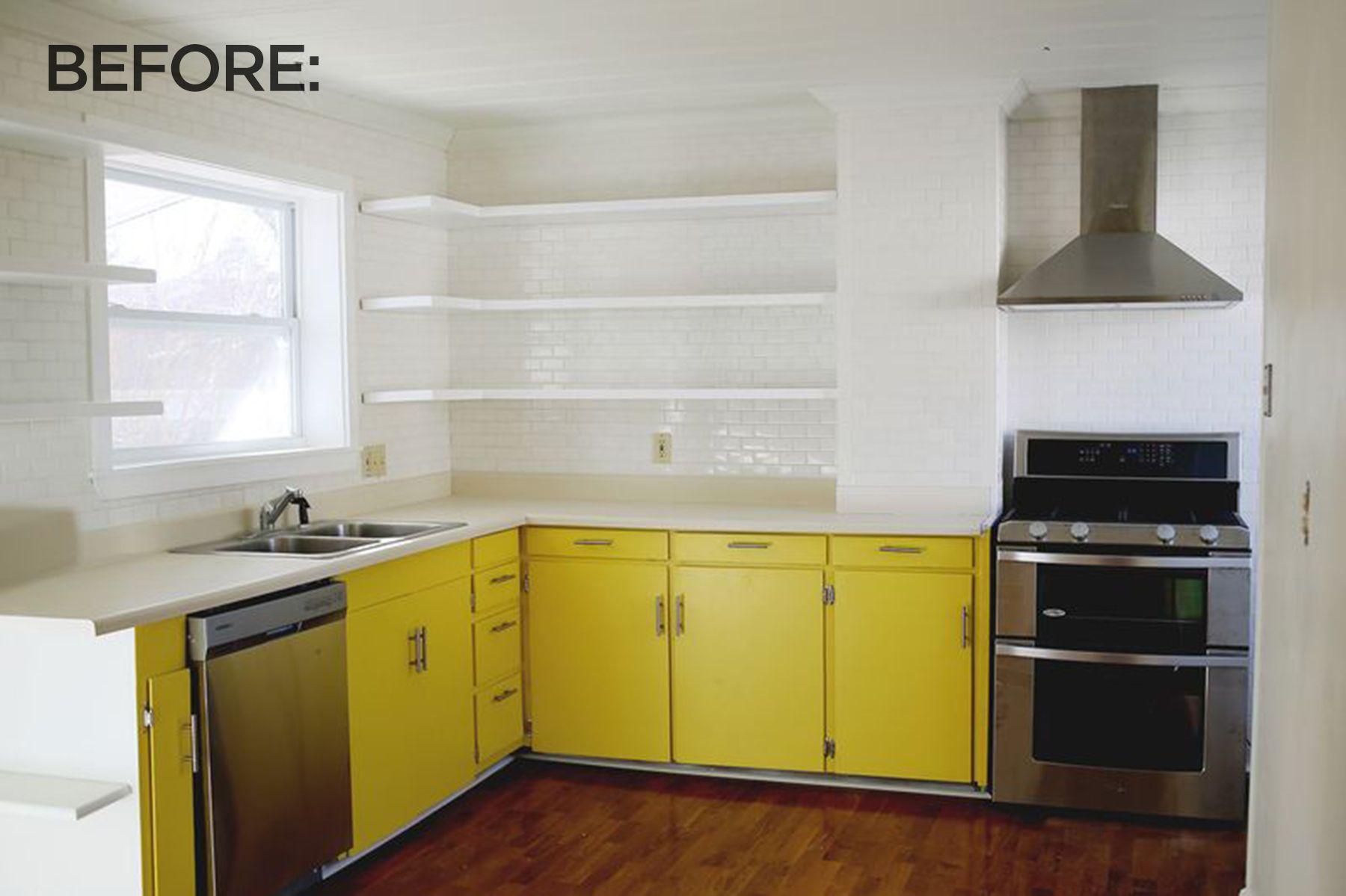 Concrete Countertop DIY abeautifulmess.com | Kitchens | Pinterest ...
