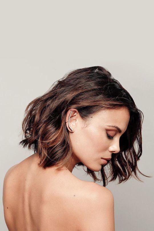 Nathalie Kelley Short Hair
