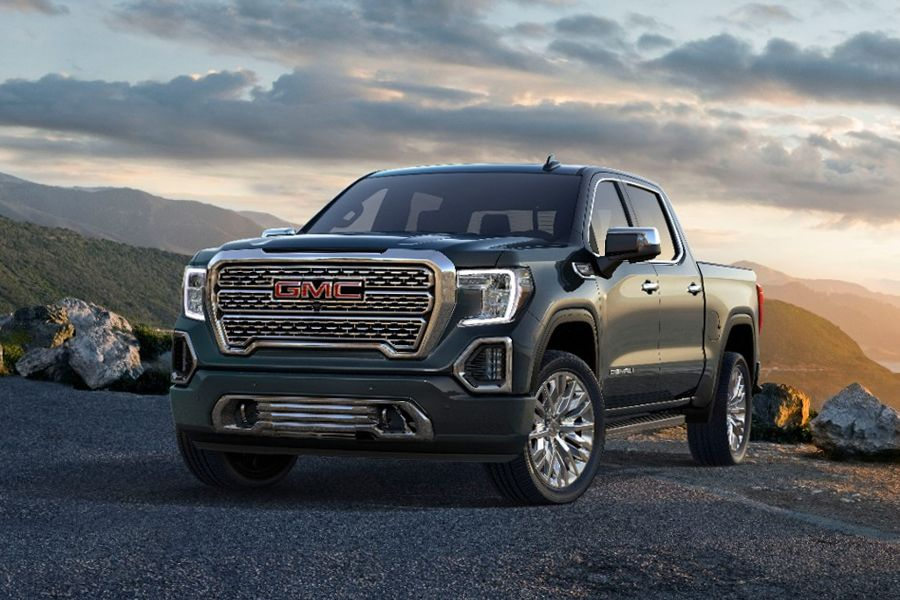 Gmc 2020 Sierra Heavy Duty Achieves Pro Class Gmc Sierra Denali