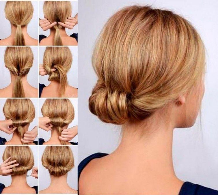 7 Peinados Faciles Uno Para Cada Dia De La Semana Bioguia Peinado De Mono Facil Peinados Sencillos Cabello Corto Peinados Cabello Corto