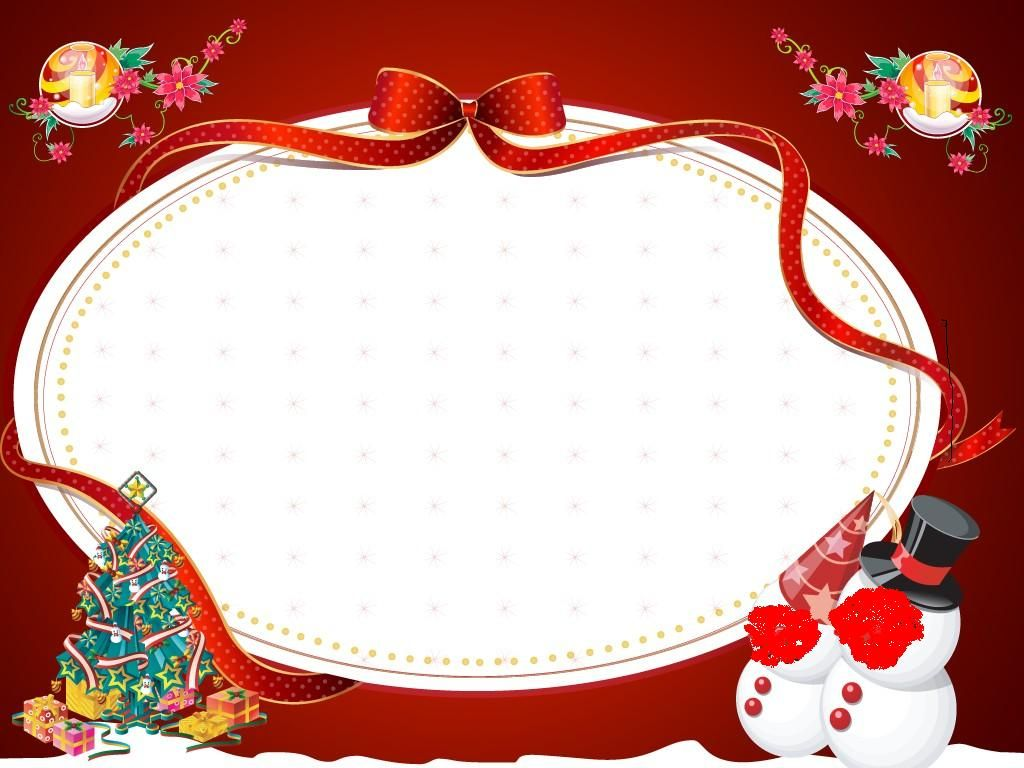 christmas frames | CHRISTMAS WALLPAPERS FRAMES DOWNLOAD TOP 3D HD ...