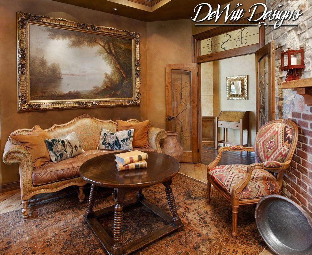pinhabouba on interior design old world/tuscan living