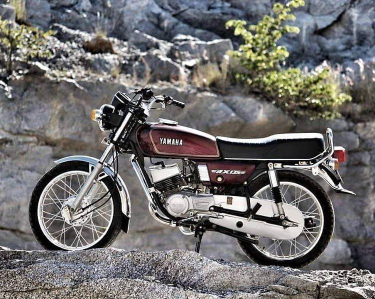 Yamaha Rx100 Image By Arjun Suresh In 2020 Yamaha Rx100 Yamaha