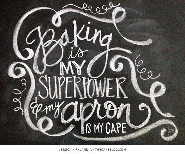 Baking Is My Superpower