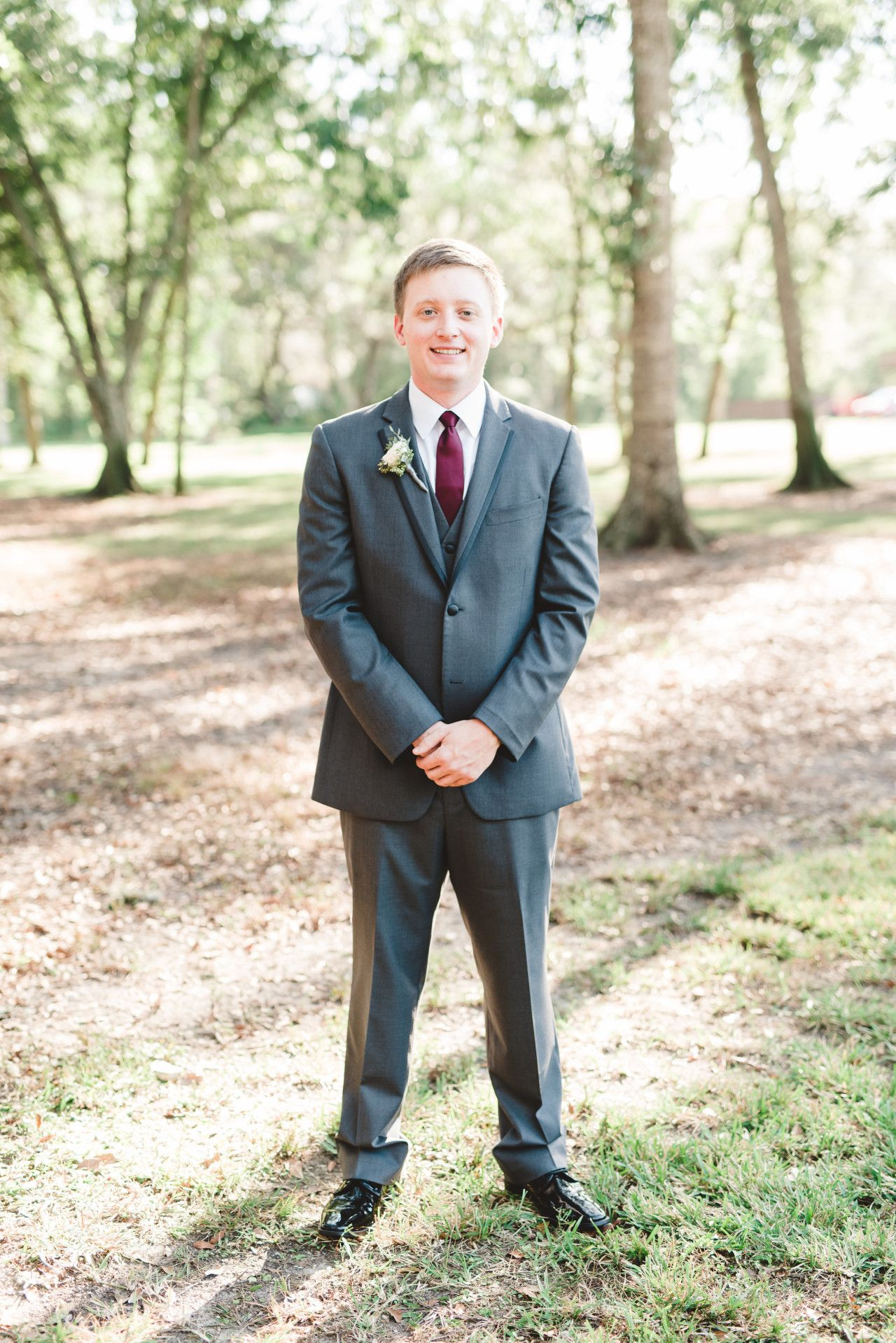 maroon colour wedding suit
