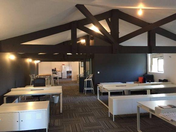 Coworking open space partagé lormont 0m² coworking bordeaux