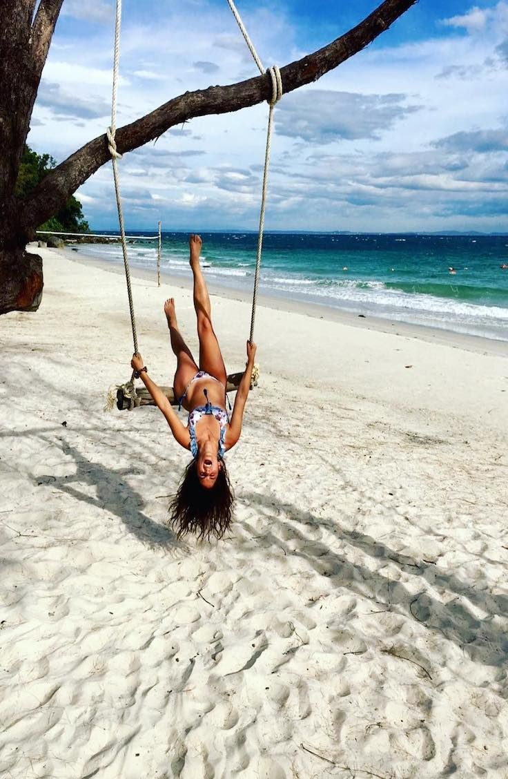Top 25 Beach Swing S