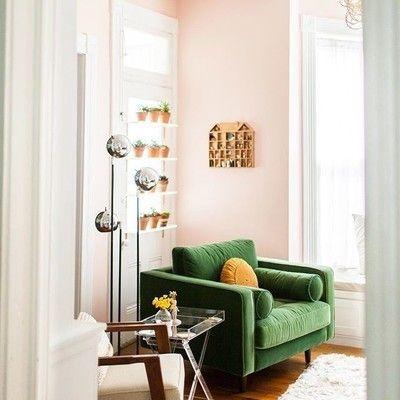 Sven Grass Green Chair